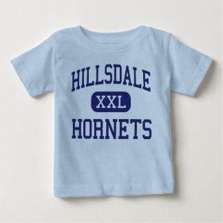 Hillsdale - Hornets - High - Hillsdale Michigan Baby T-Shirt
