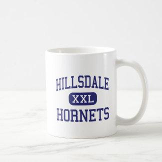 Hillsdale - Hornets - High - Hillsdale Michigan Coffee Mug
