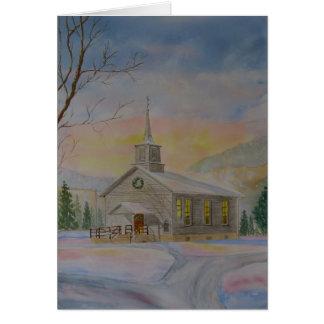 Hillsgrove Union Church Card