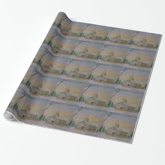 Hillsgrove Union Church Wrapping Paper