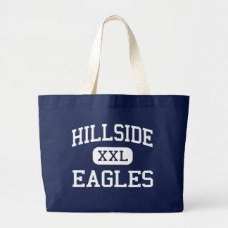 Hillside - Eagles - High - Upland California Jumbo Tote Bag