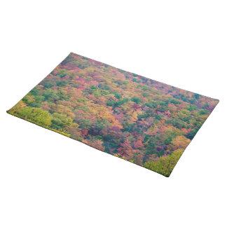 Hillside in Autumn Placemat