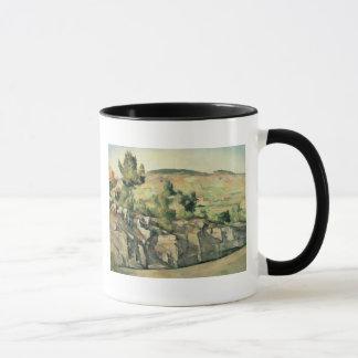 Hillside in Provence, c.1886-90 Mug