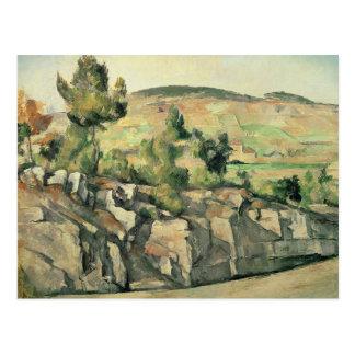 Hillside in Provence, c.1886-90 Postcard