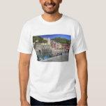 Hillside town of Vernazza, Cinque Terre, Liguria T-Shirt