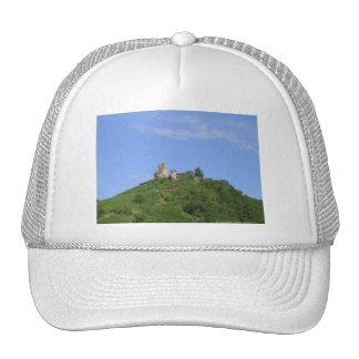 Hilltop Castle Ruins Hat