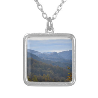 Hilltop Community Silver Plated Necklace