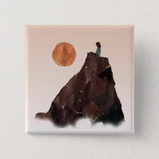 Hilltop Reality Pinback Button