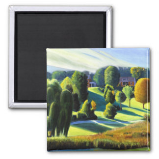 Hilltoppers 2006 2 inch square magnet