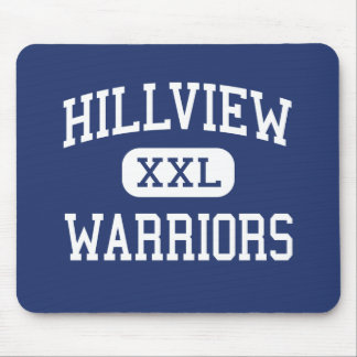 Hillview - Warriors - Junior - Pittsburg Mouse Pad