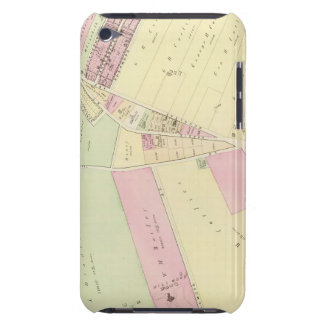 Hillwood Atlas Map Barely There iPod Covers