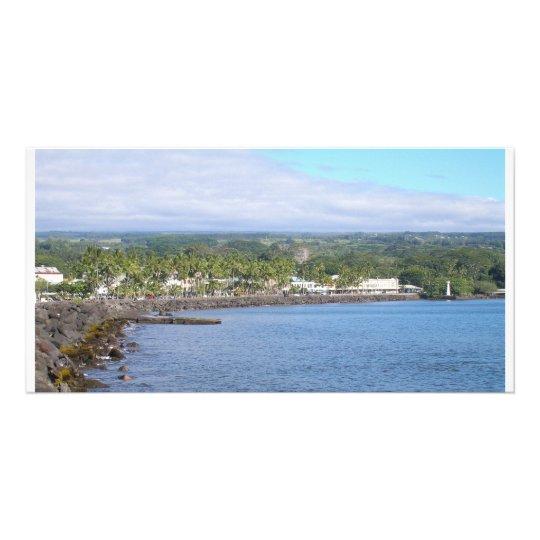 Hilo Bayfront - Hilo, Hawaii Photo Card