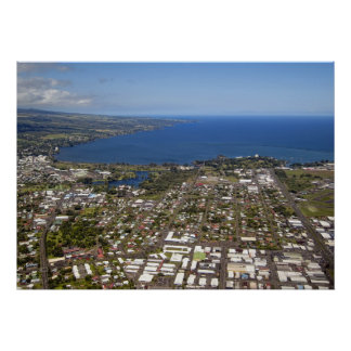 HILO CITY HAWAII POSTER