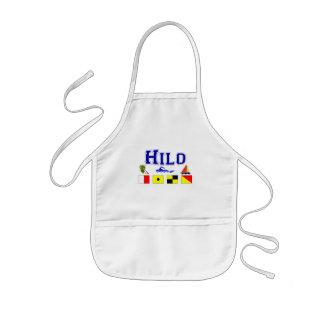 Hilo, HI Kids' Apron