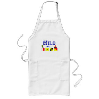 Hilo, HI Long Apron