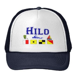 Hilo, HI Trucker Hat