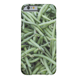 Hilo verde oscuro funda de iPhone 6 barely there