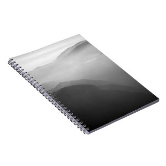 Hils in the mist notebooks