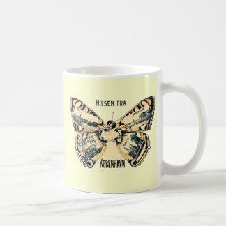 Hilsen Fra Kobenhavn - Greetings from Copenhagen Coffee Mug