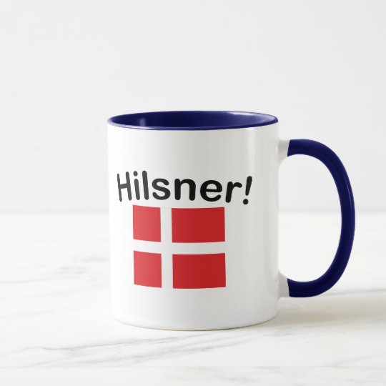 Hilsner! (Greetings!) Mug