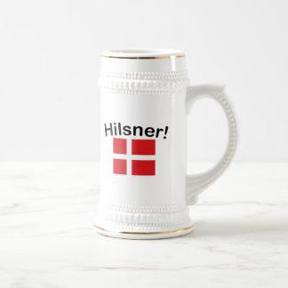 ¡Hilsner! (Saludos!) Tazas