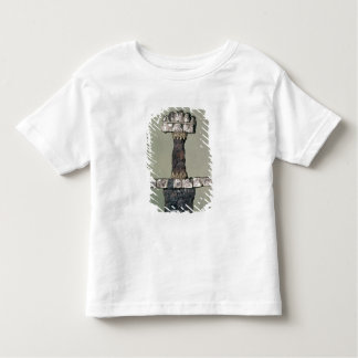 Hilt of a Viking sword found at Hedeby, Denmark, 9 Toddler T-shirt