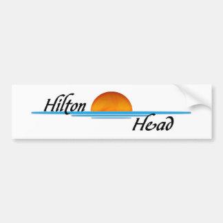 Hilton Head Bumper Sticker