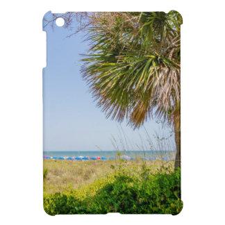 """hilton head georgia beach and ocean """"south beach"""" cover for the iPad mini"""