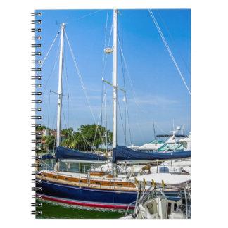 Hilton Head Georgia Note Book