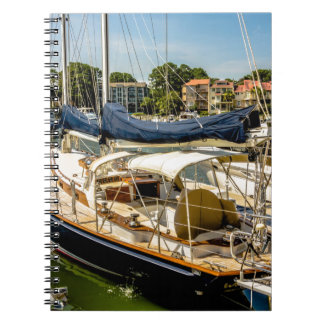 Hilton Head Georgia Spiral Notebook