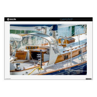 hilton head harbor town decal for laptop
