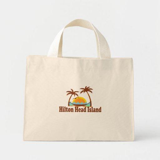 Hilton Head Island. Bolsa Tela Pequeña