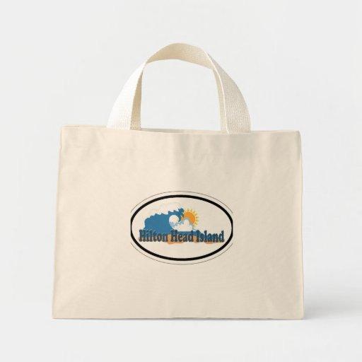 Hilton Head Island. Canvas Bag