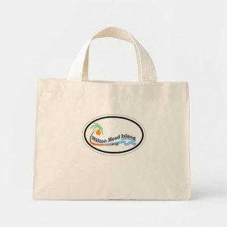 Hilton Head Island. Mini Tote Bag