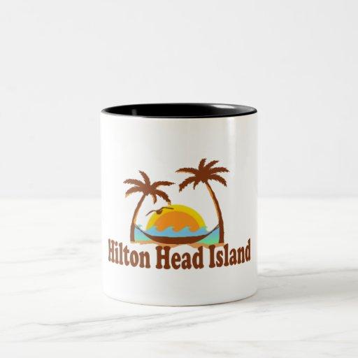 Hilton Head Island. Mug