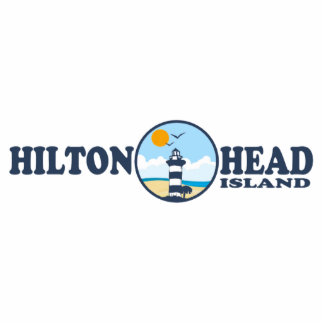 Hilton Head Island. Acrylic Cut Outs