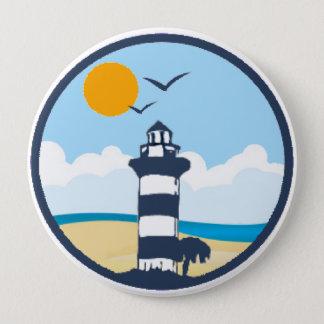Hilton Head Island. Pinback Button
