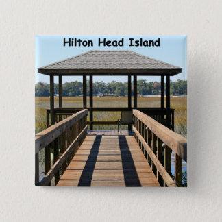 HIlton Head Island Pinback Button