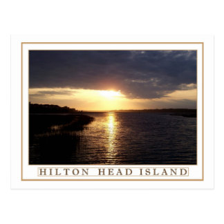 Hilton Head Island Post Card