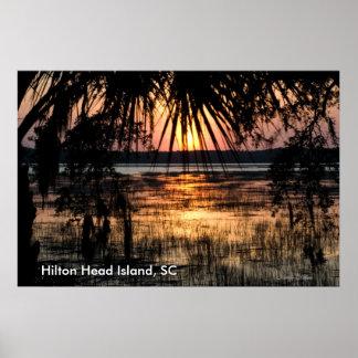 Hilton Head Island SC Poster