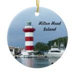 hilton head lighthouse, lighthouse christmas,