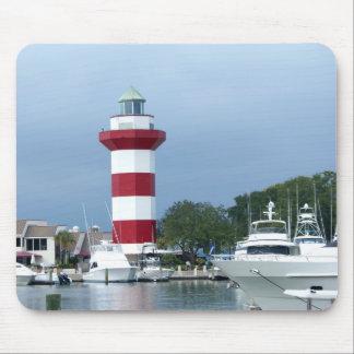 Hilton Head Lighthouse Mouse Pad