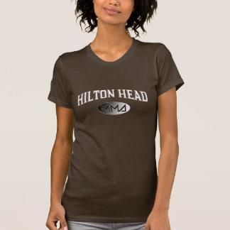 HILTON HEAD MMA PINK TEE
