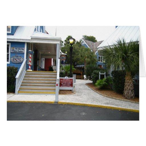 Hilton Head, SC Tarjeta De Felicitación