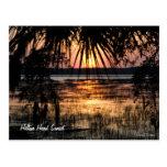 Hilton Head Sunset Postcards