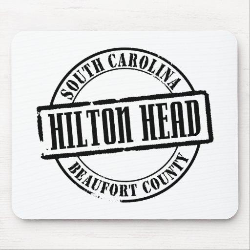 Hilton Head TItle Mousepad
