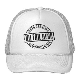 Hilton Head TItle Trucker Hat
