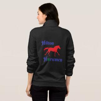 Hilton Horsemen- zip up warm up- Womens Jacket