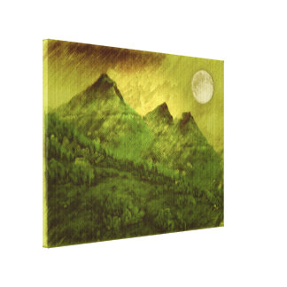 Himalaya10 Art Wrapped Canvas Gallery Wrapped Canvas