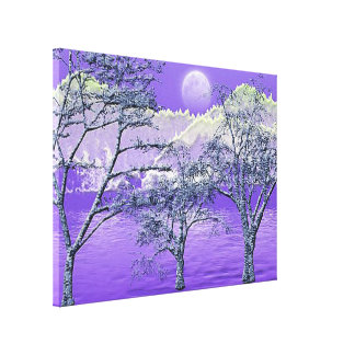 Himalaya 11 Wrapped Canvas Canvas Prints
